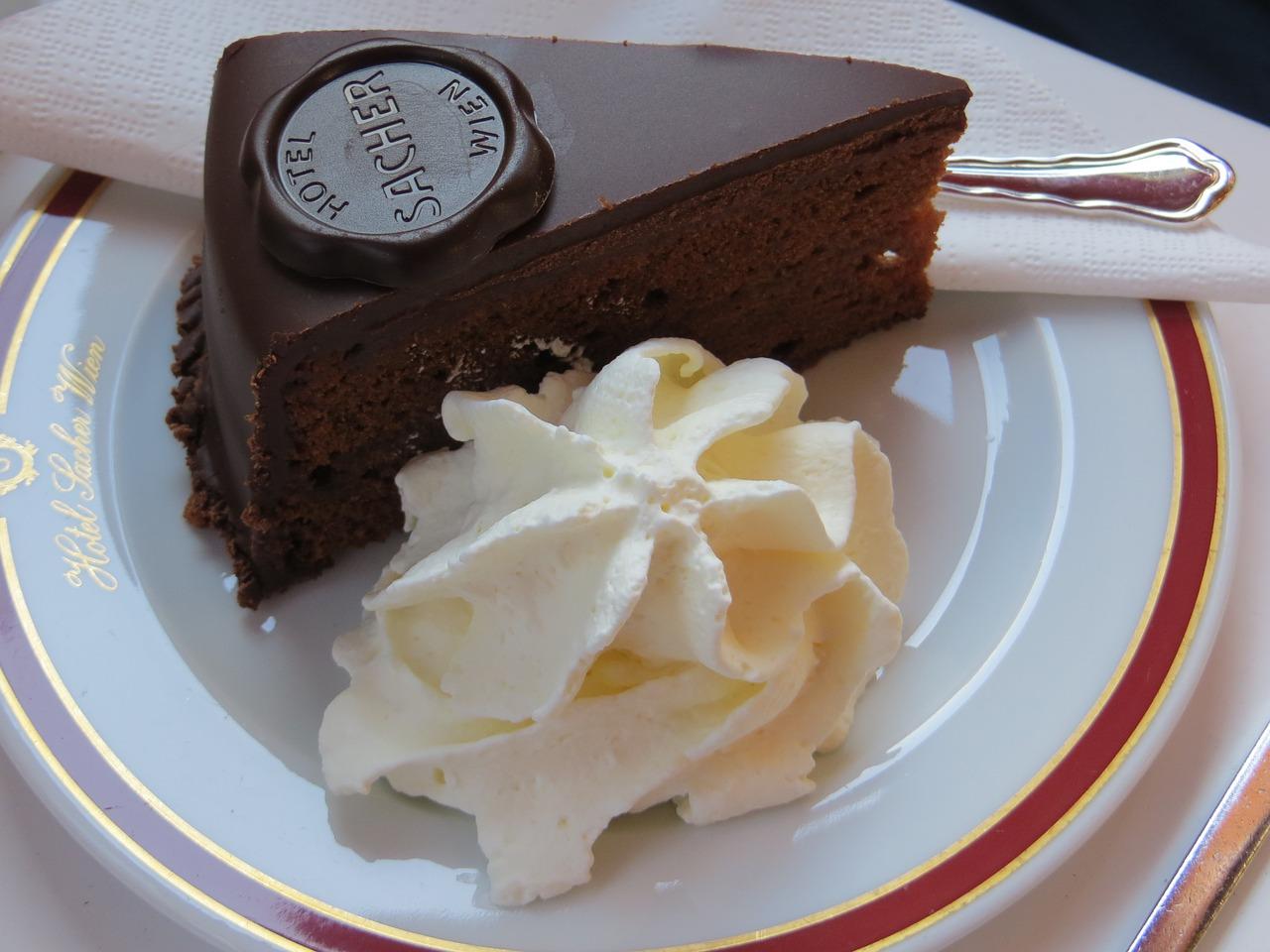 sacher cake 1280575 1280
