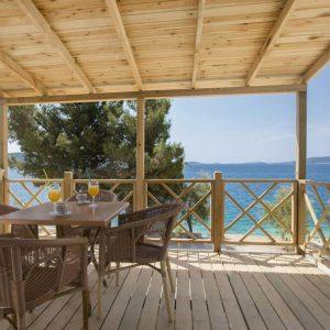 7007 belvedere trogir mobile homes sea view terrace 3