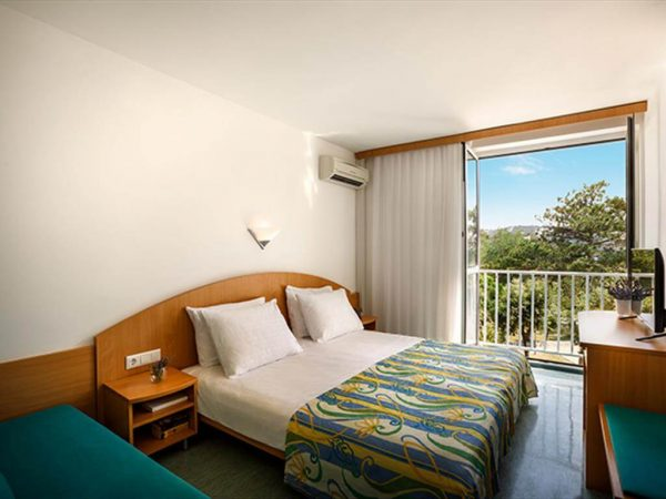 Room 1 3 Standard Park wood side French balcony sahara hotel standard triple room new 03