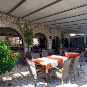 hotel grbalj restaurant